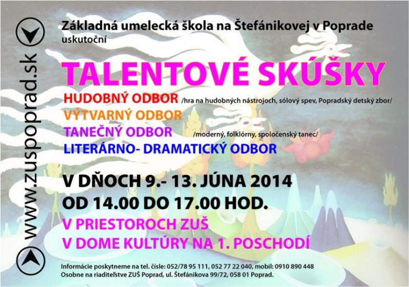 TALENTOVKY2014