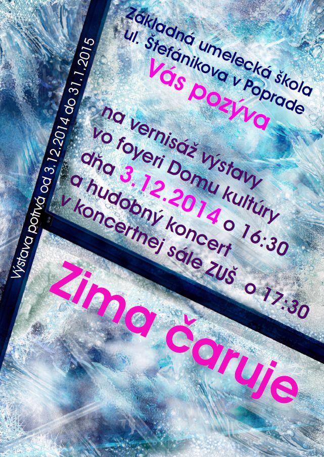 Zima-caruje2014-plagat